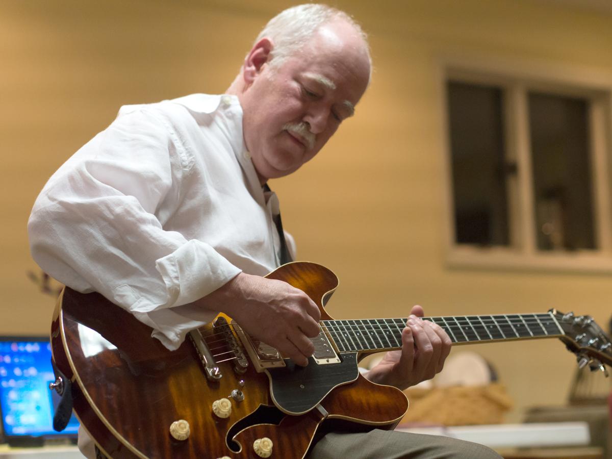 Guitarist Neil Tatar