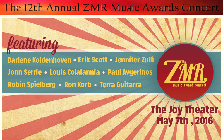 12th Annual Zone Music Reporter Awards