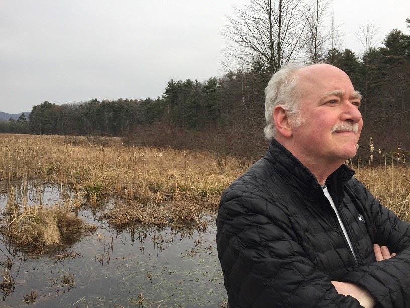 Neil Tatar at Rush Pond