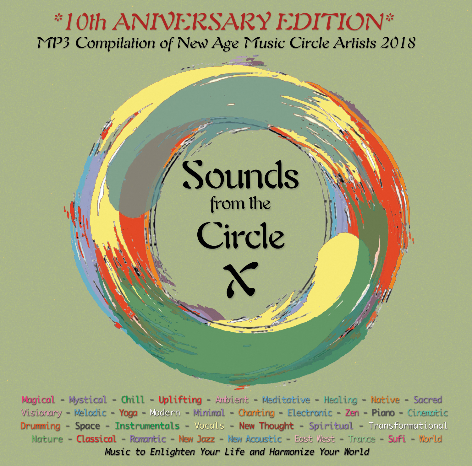 Sounds of the Circle 10