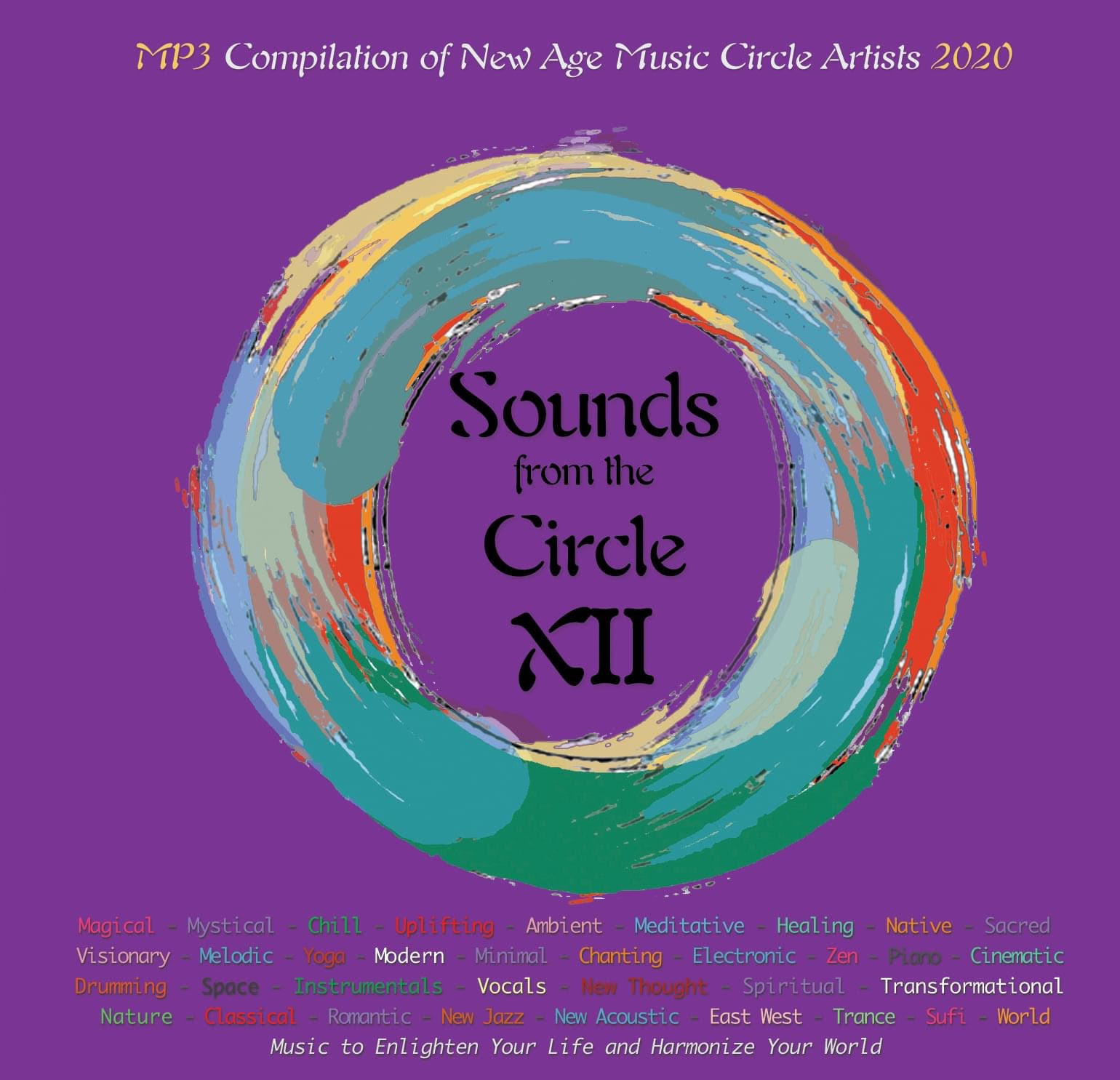 Album cover for Sounds from the Circle XII